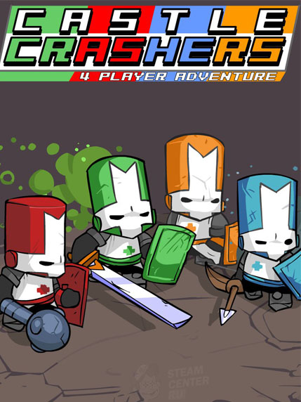 Купить Castle Crashers