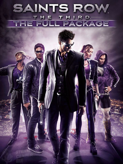 Купить Saints Row: The Third - The Full Package