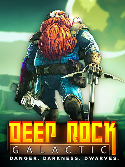 Купить Deep Rock Galactic