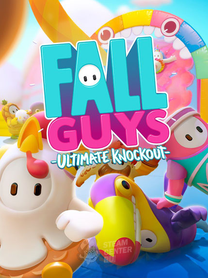 Купить Fall Guys: Ultimate Knockout