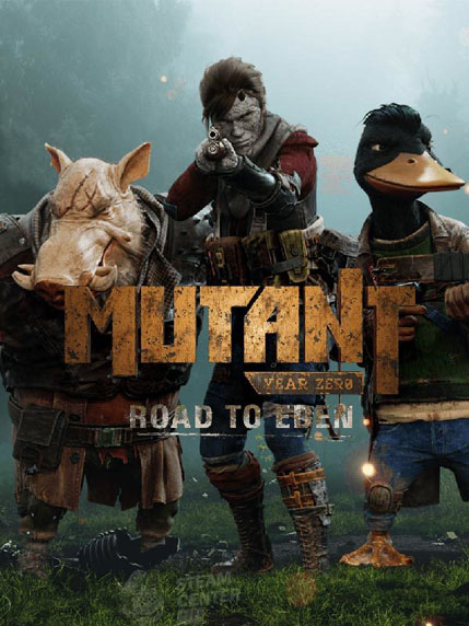 Купить Mutant Year Zero: Road to Eden