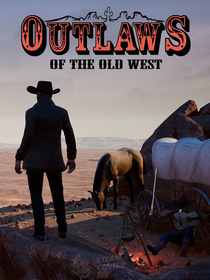 Купить Outlaws of the Old West
