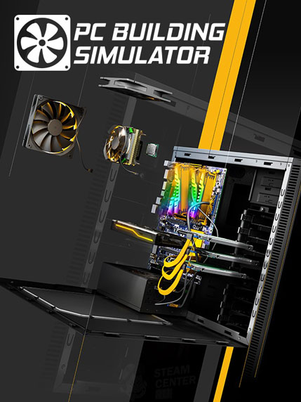 Купить PC Building Simulator