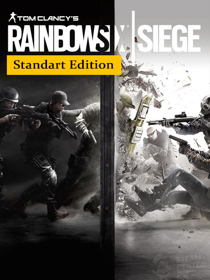 Купить Tom Clancy's Rainbow Six Siege - Standart Edition